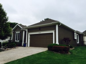Johnson County Painting Exterior Project