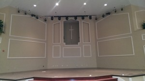 Lenexa Baptist Church BEFORE