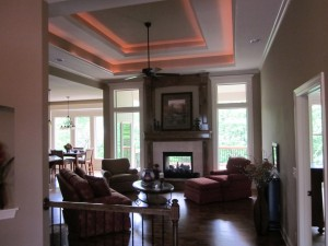 Johnson County Painting Interior Project